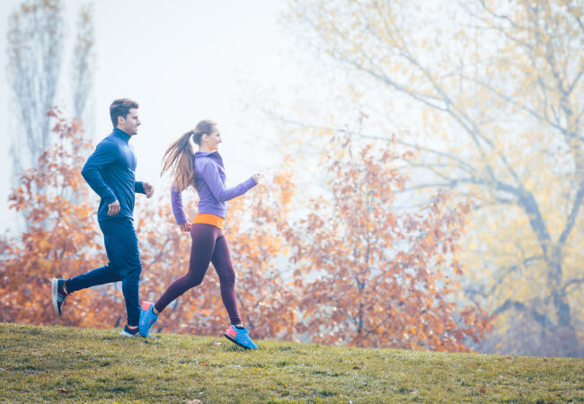 Run Away From Back Pain!